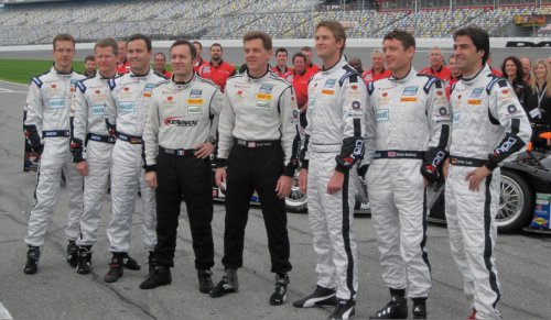 2010 Rolex 24 Dream Team