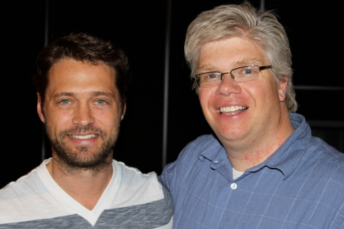 Matthew Barksdale and Jason Priestley - VO for Daytona Dream